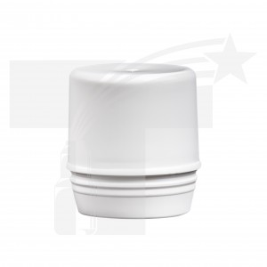 TAPA PARA AIRLESS DE 50  SLIM 2ML. 40mm BLANCO/BLANCO 0329