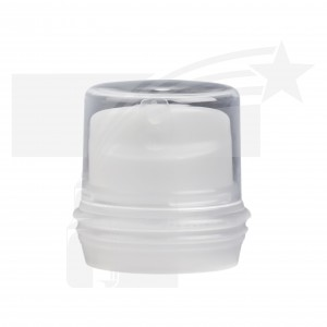 TAPA PARA AIRLESS DE 50  SLIM 1ML. 40mm NATURAL/NATURAL 0453