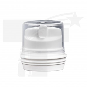 TAPA PARA AIRLESS DE 100/200  44mm  2ML. BLANCA/NATURAL 0441