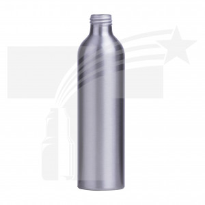 BOTELLA DE ALUMINIO 250 ML. R-24/410 MATE